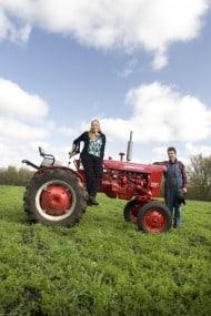 Turn Here Sweet Corn: Organic Farming Works