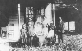 The Diffley family homestead on Dodd and Diffley Roads in Eagan Minnesota